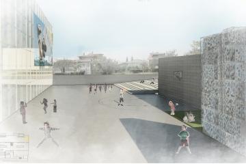 Bornova Çocuk Dünyası Mimari Proje Yarışması